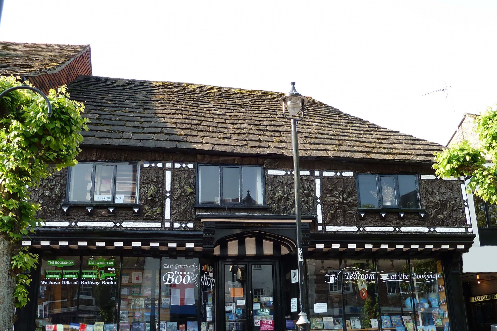 Bookshop of the Month: East Grinstead