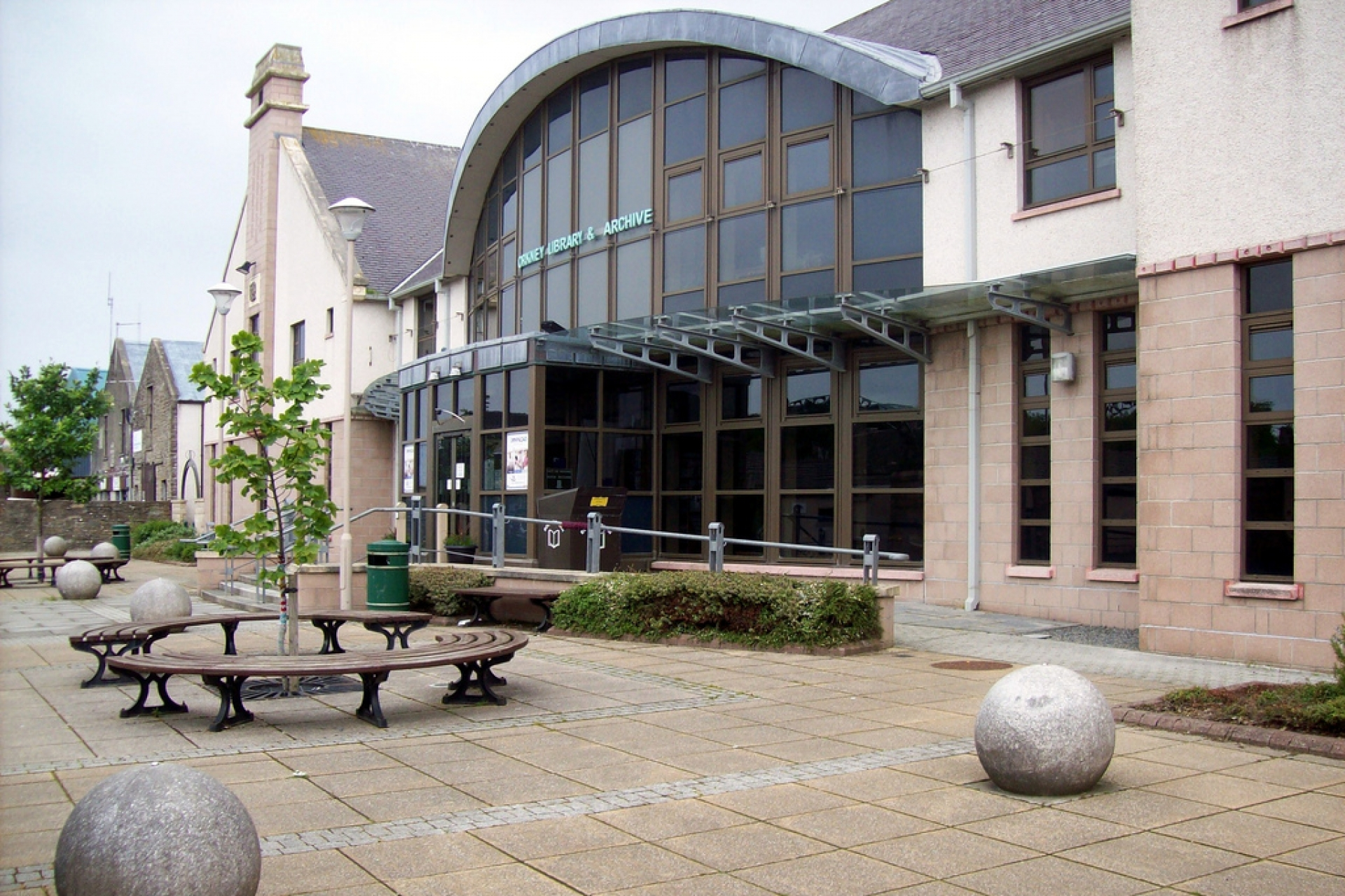 LoveReading Library of the Month #2: Orkney Library