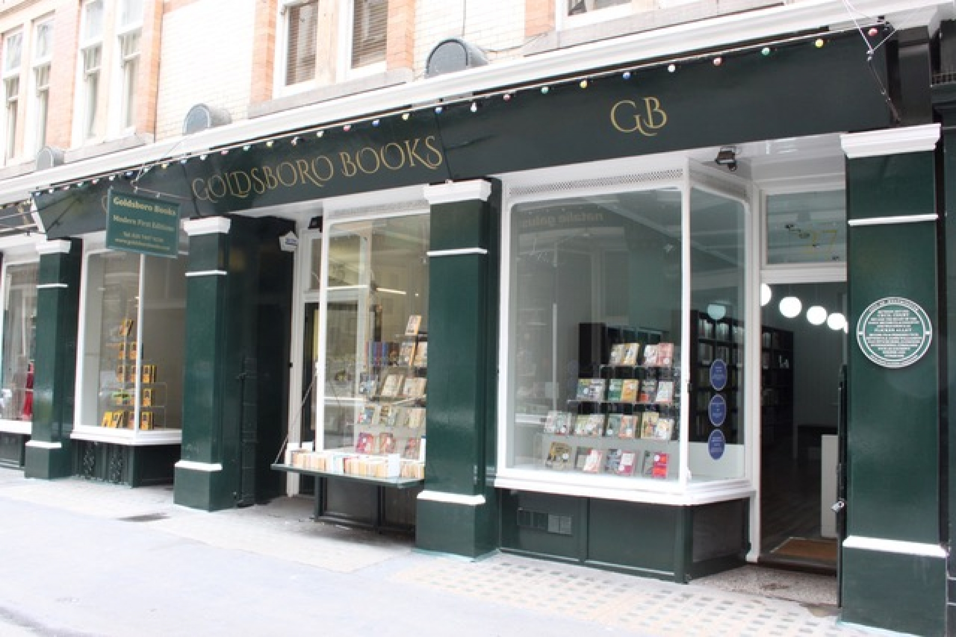 LoveReading Bookshop of the Month: Goldsboro Books (London)