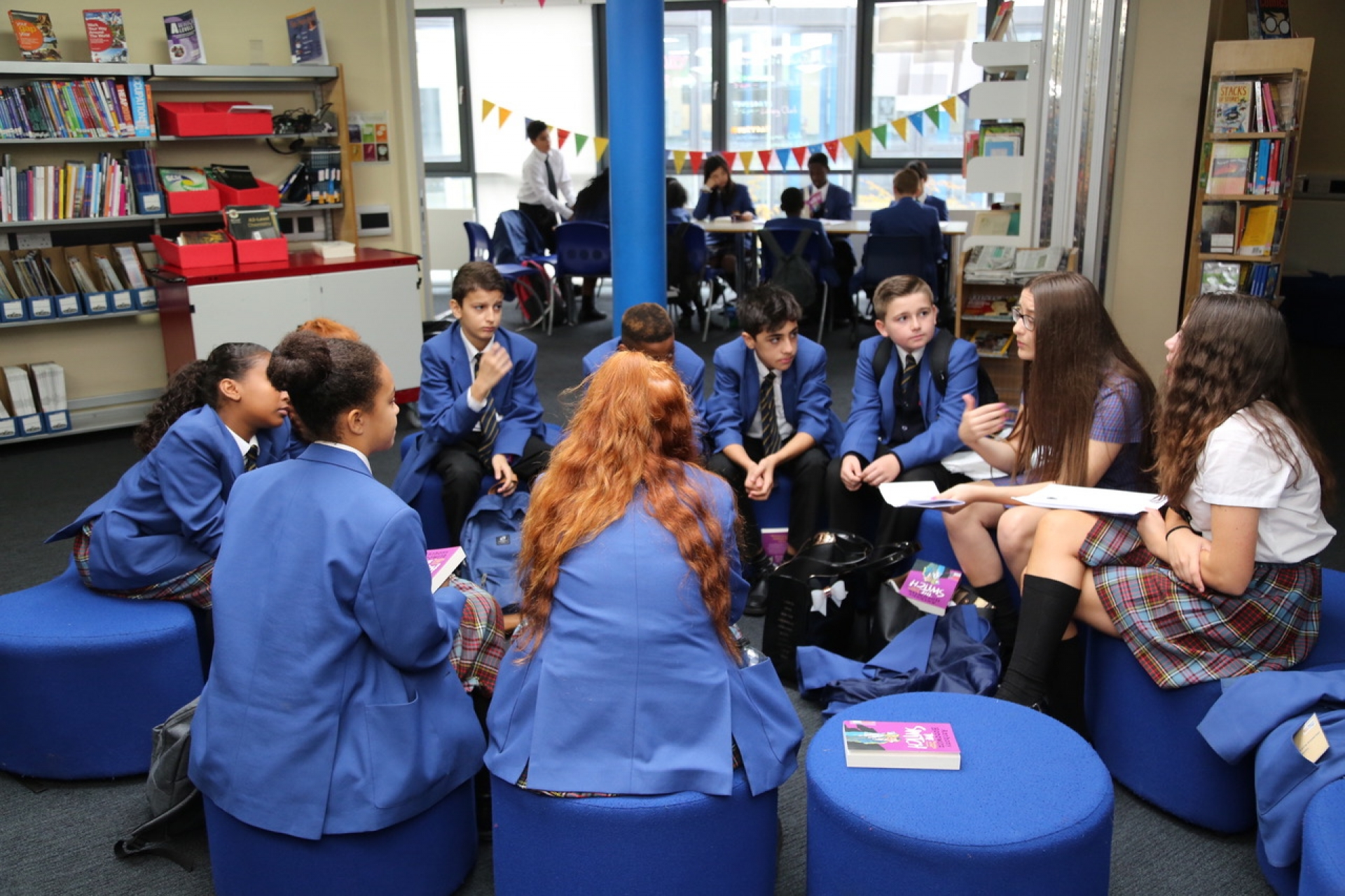 LoveReading Book Club Feature #8: School Book Clubs