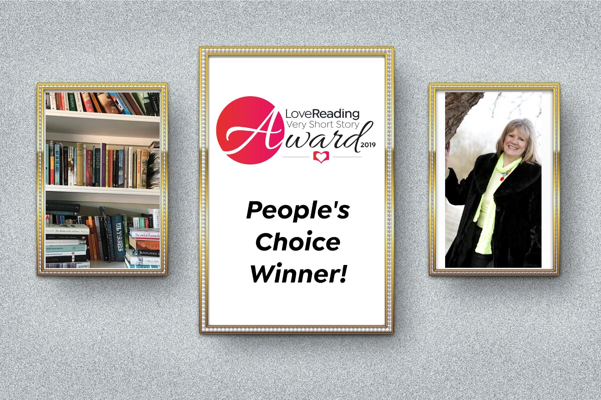 Winner of the LoveReading Very Short Story Award 2019 - People's Choice: Jan Stannard