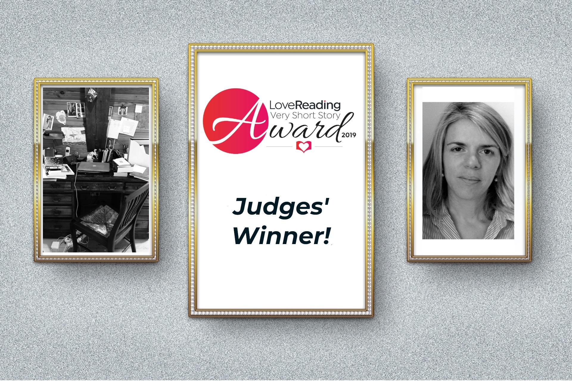 Winner of the LoveReading Short Story Award: Susanna Crossman