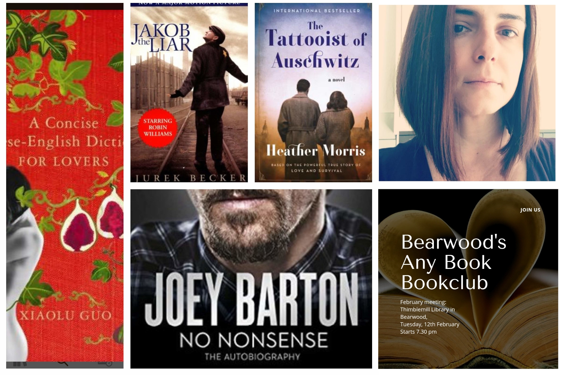 LoveReading Book Club Feature #9: Any Book Bookclub