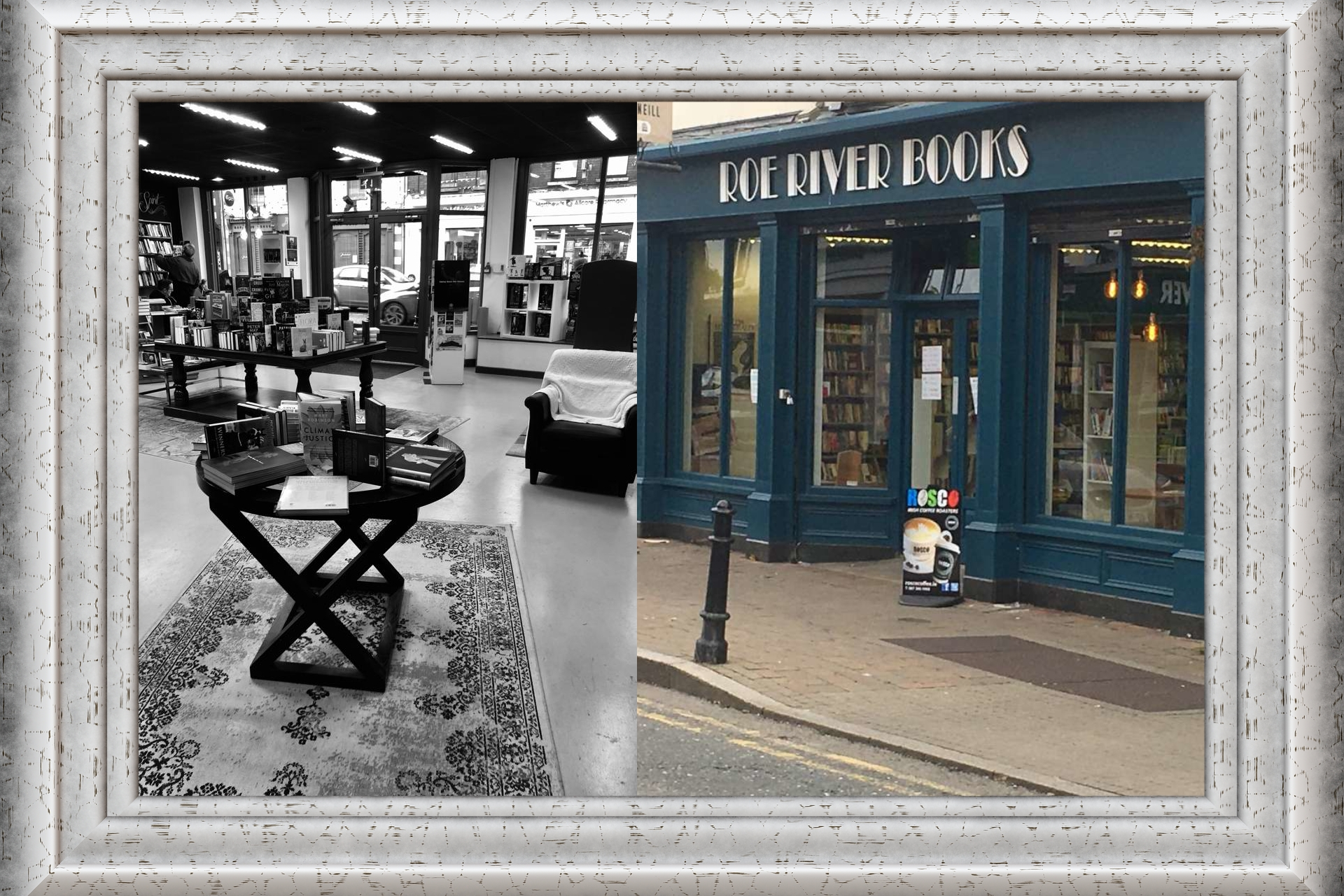 LoveReading Bookshop of the Month: Roe River Books (Dundalk)