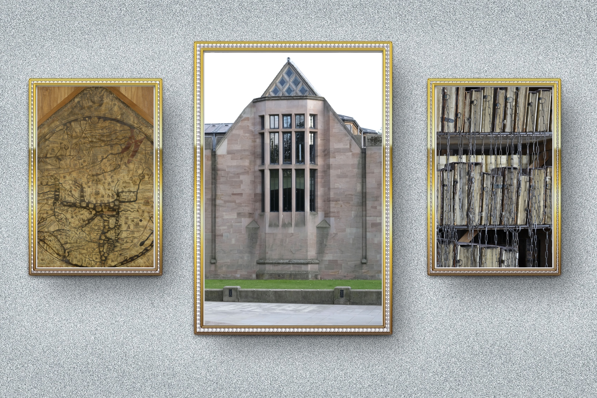 LoveReading Library of the Month #10: Hereford Cathedral Library and Archives