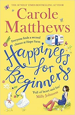 Win a copy of Happiness for Beginners and a Hamper!
