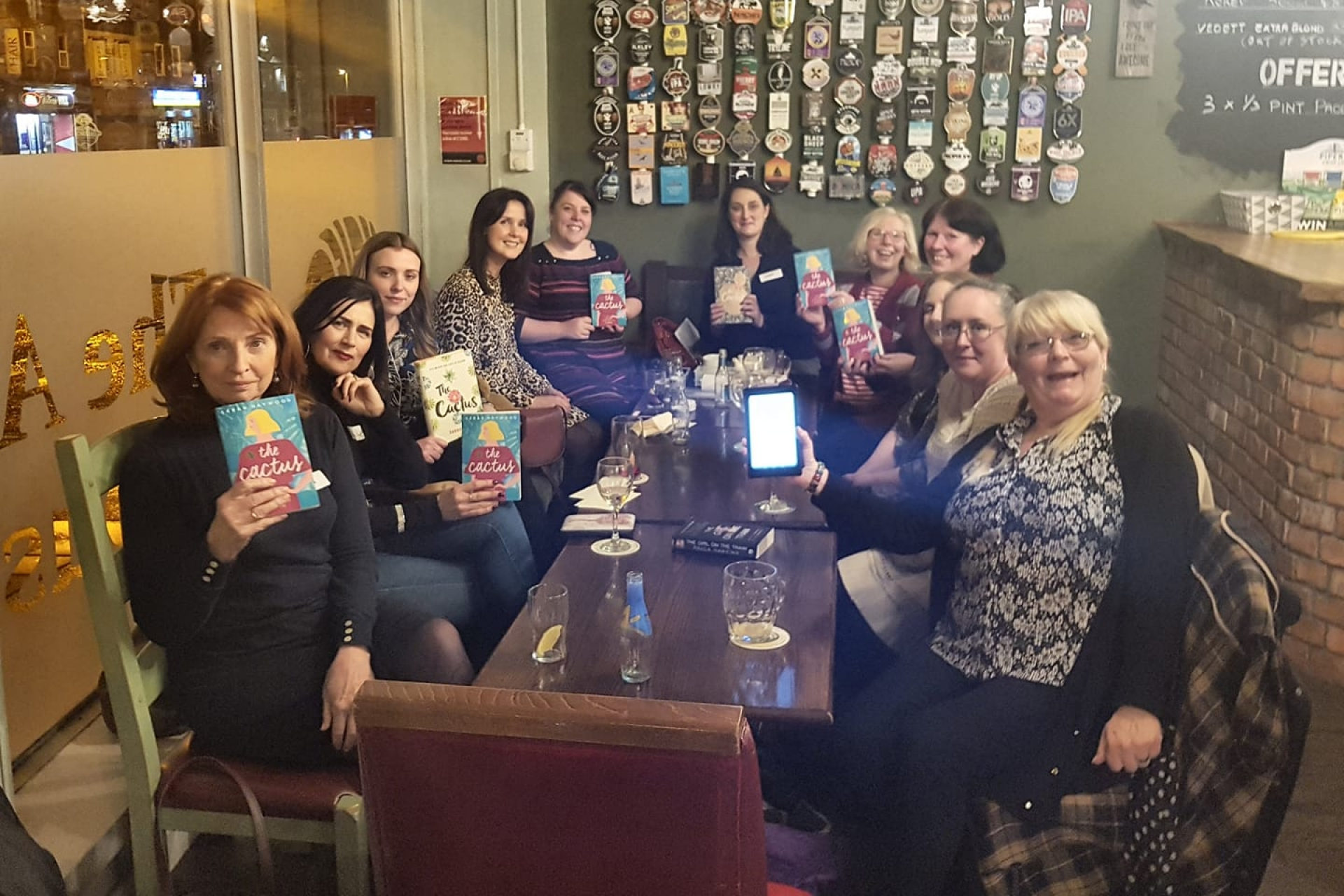 LoveReading Book Club Feature #11: Old Swan Book Club