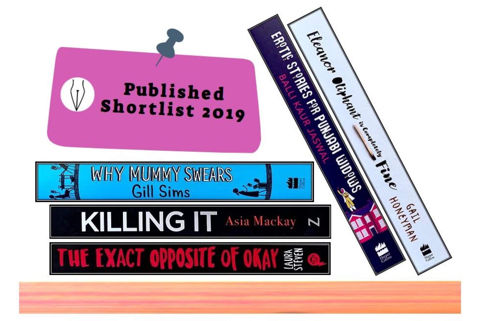 Comedy Women In Print 2019 Prize