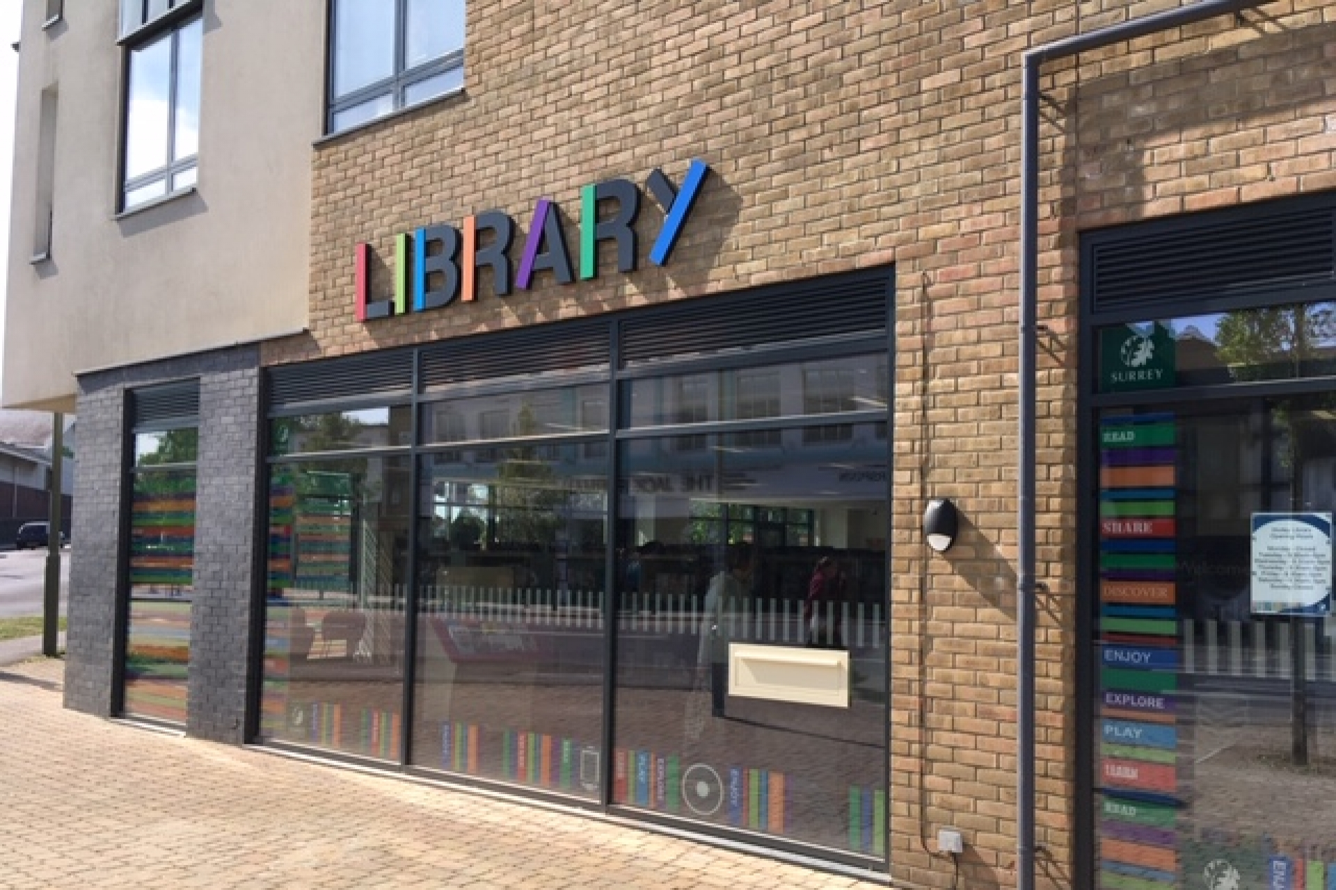 LoveReading Library of the Month #11: Horley Library