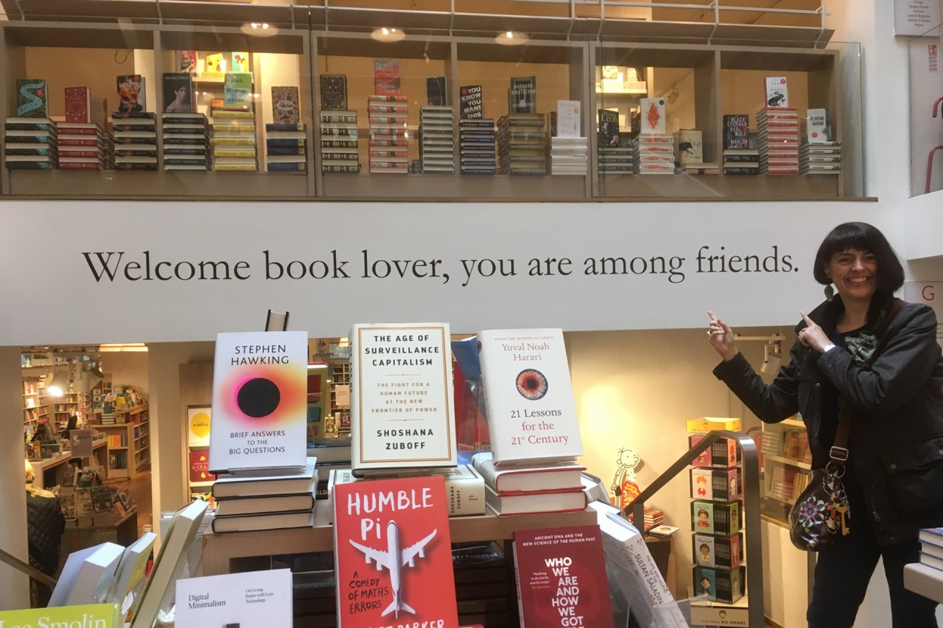 Our LoveReading Recommended Booky Day Out In London