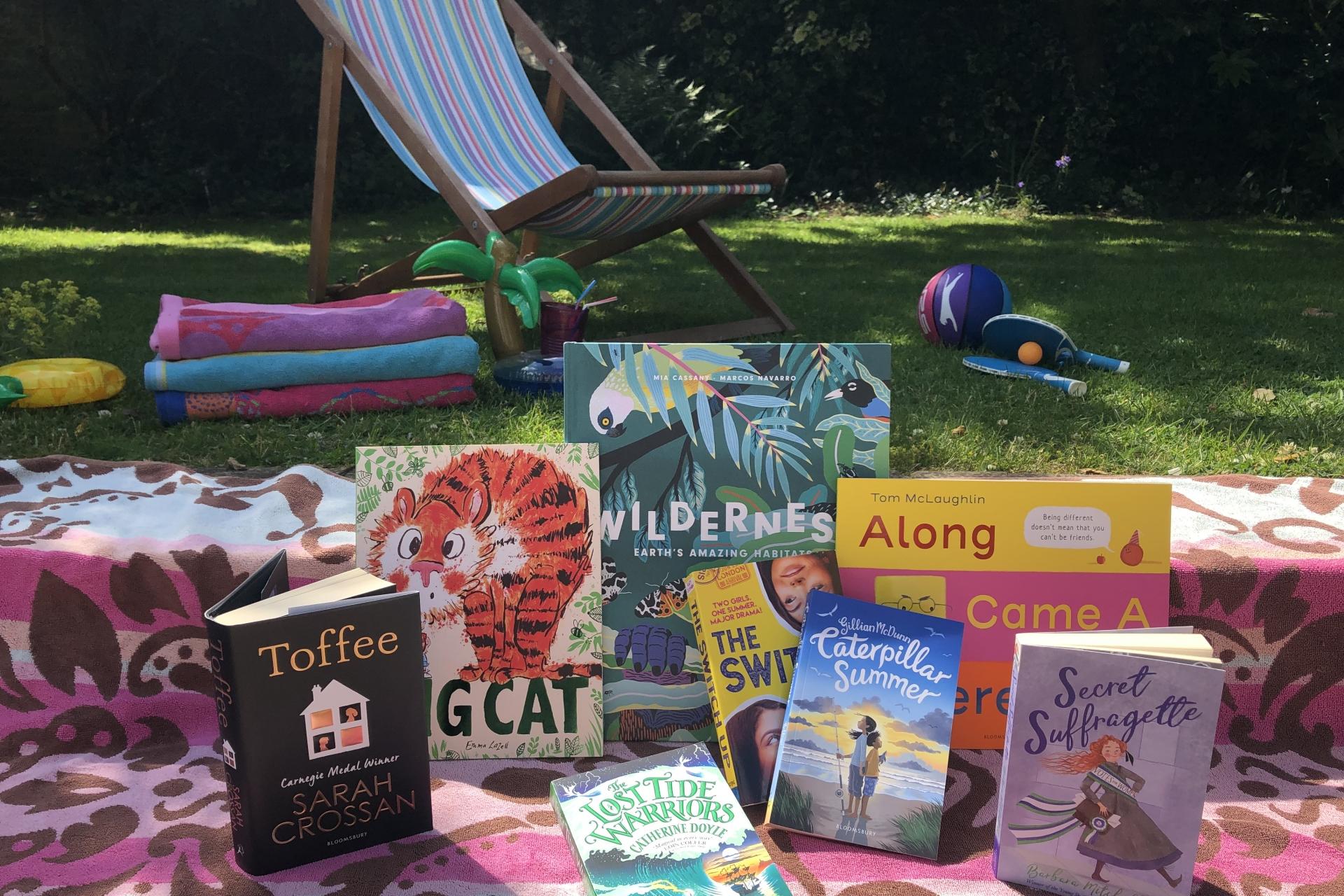 Children's Summer Reading Book Selection