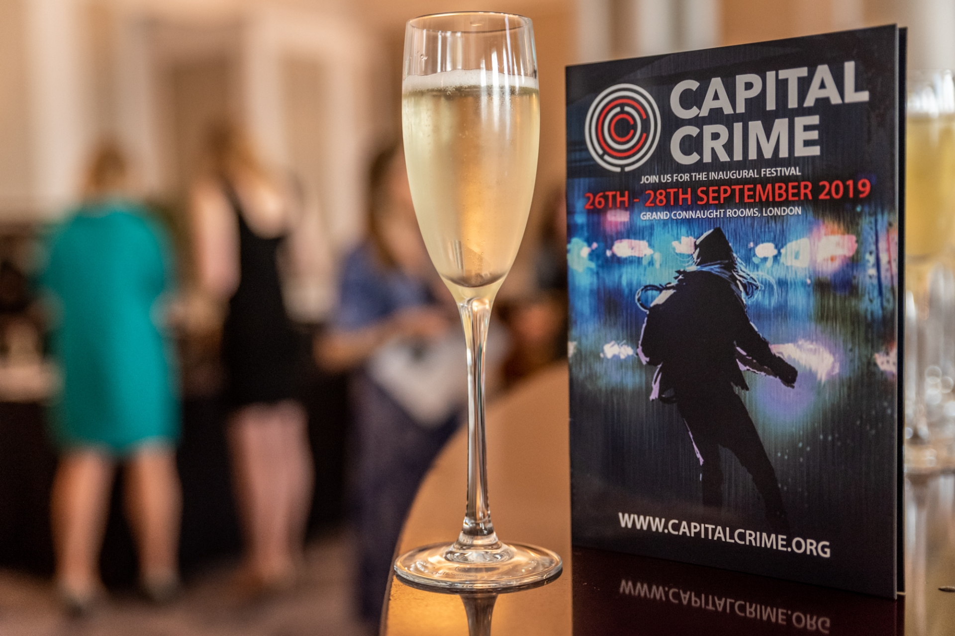 10 Things You Need to Know About the Capital Crime Festival!