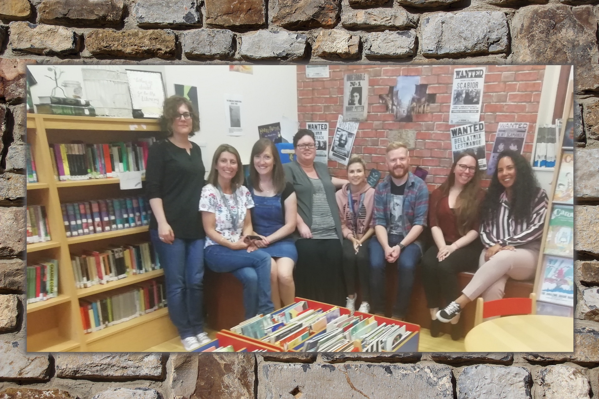 LoveReading Book Club Feature #15: The KMS Staff Book Club
