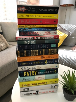 MEGA GIVEAWAY! Win a year's worth of reading with our 2019 Star Books!