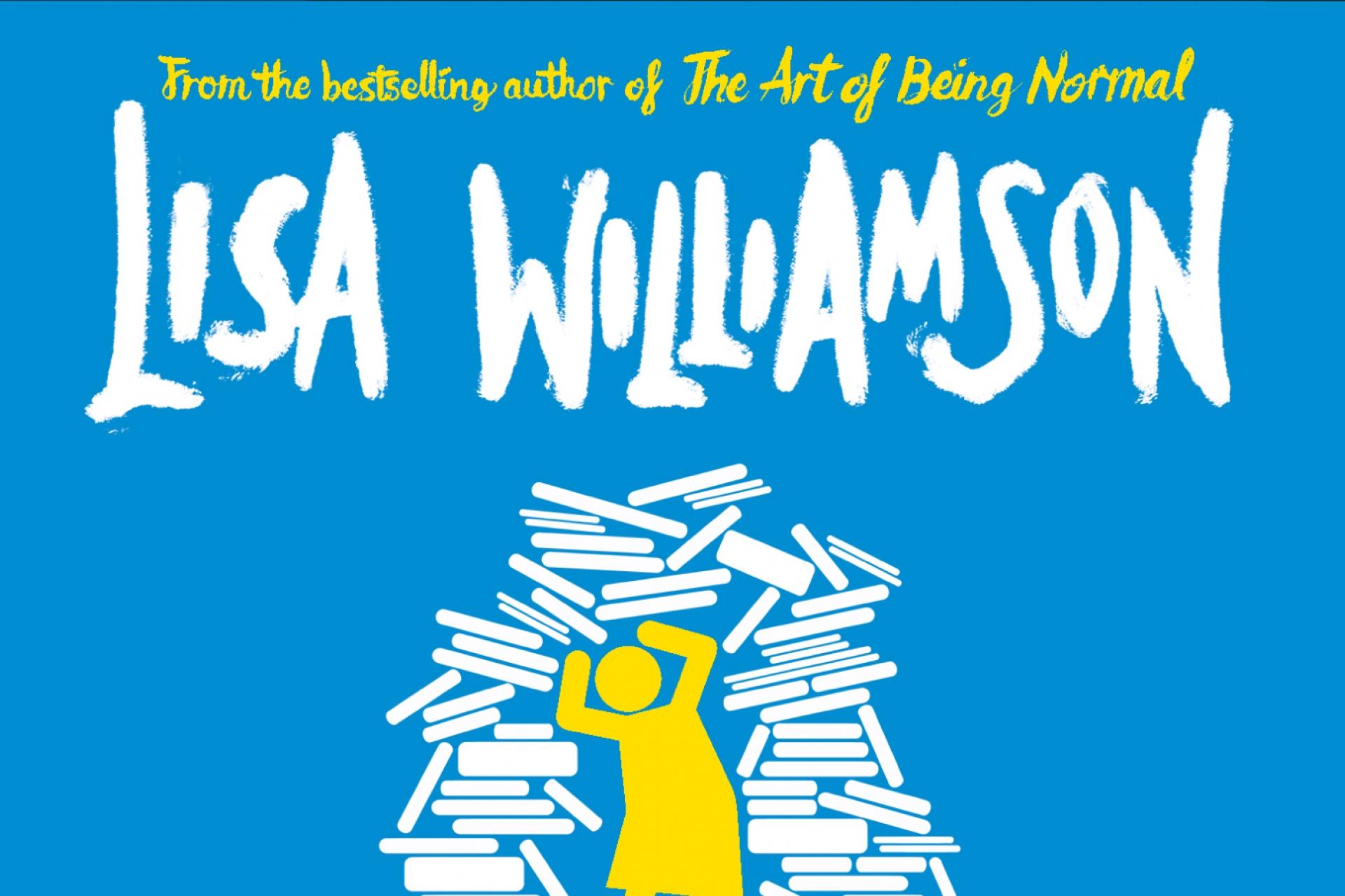 Lisa Williamson on her brilliant new novel, Paper Avalanche