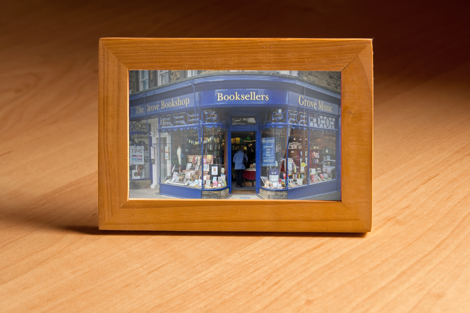LoveReading Bookshop of the Month: The Grove Bookshop (Ilkley)