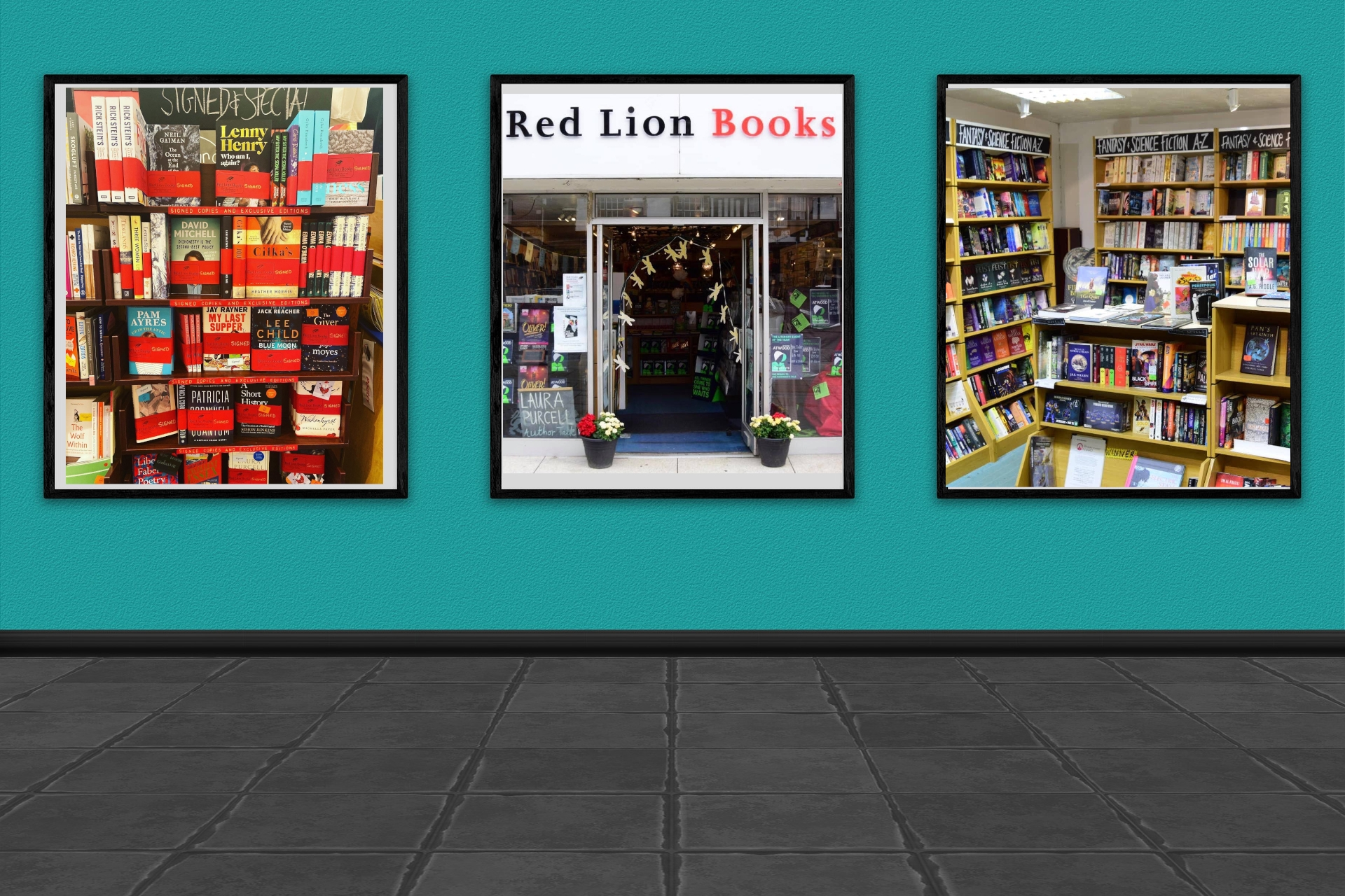 LoveReading Bookshop of the Month: Red Lion Books (Colchester)