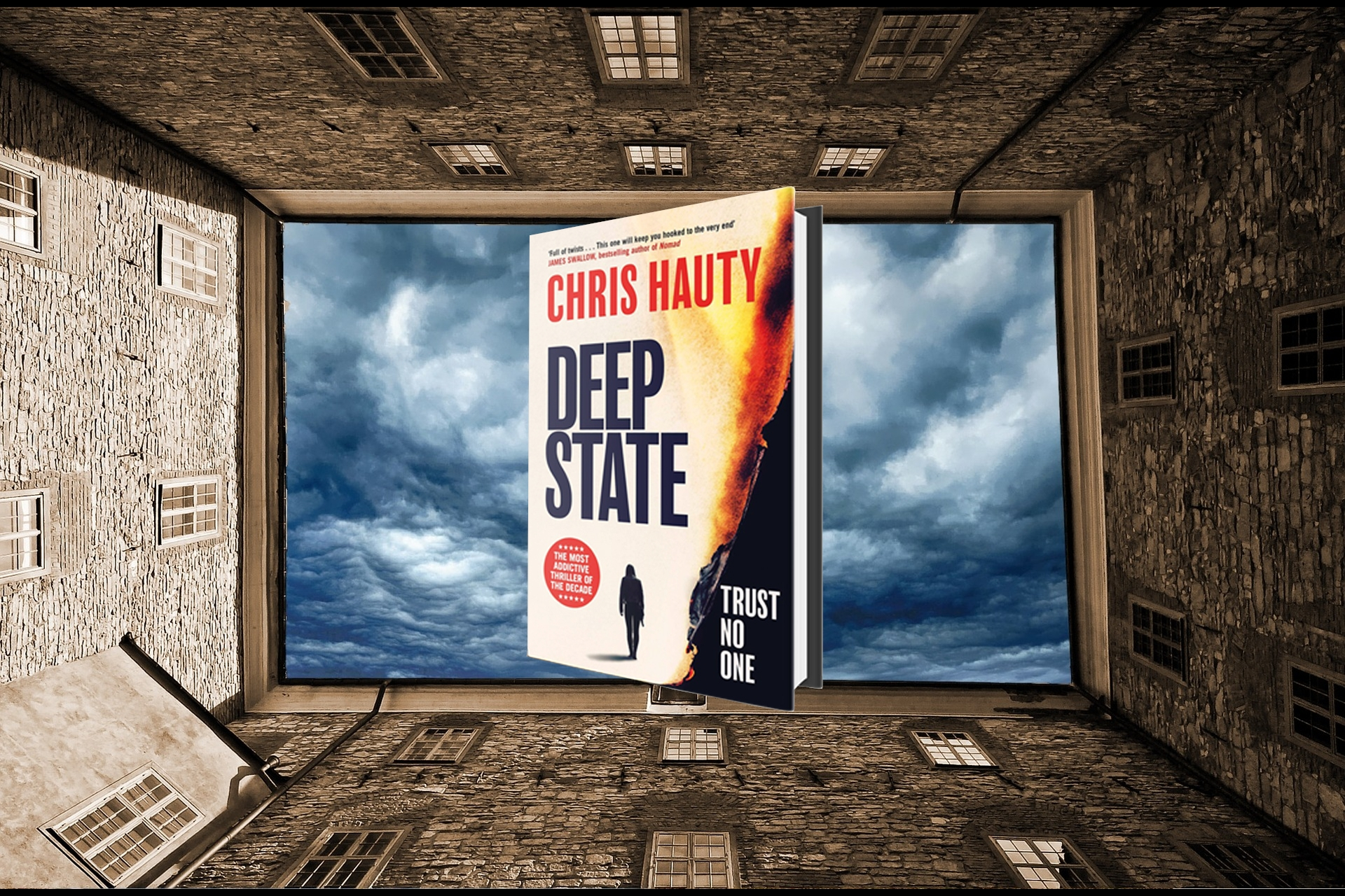 Author of the Month: Q&A with Chris Hauty