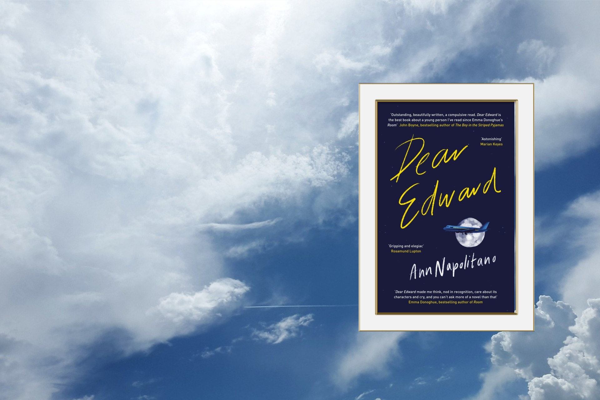 Book Chat: Dear Edward by Ann Napolitano