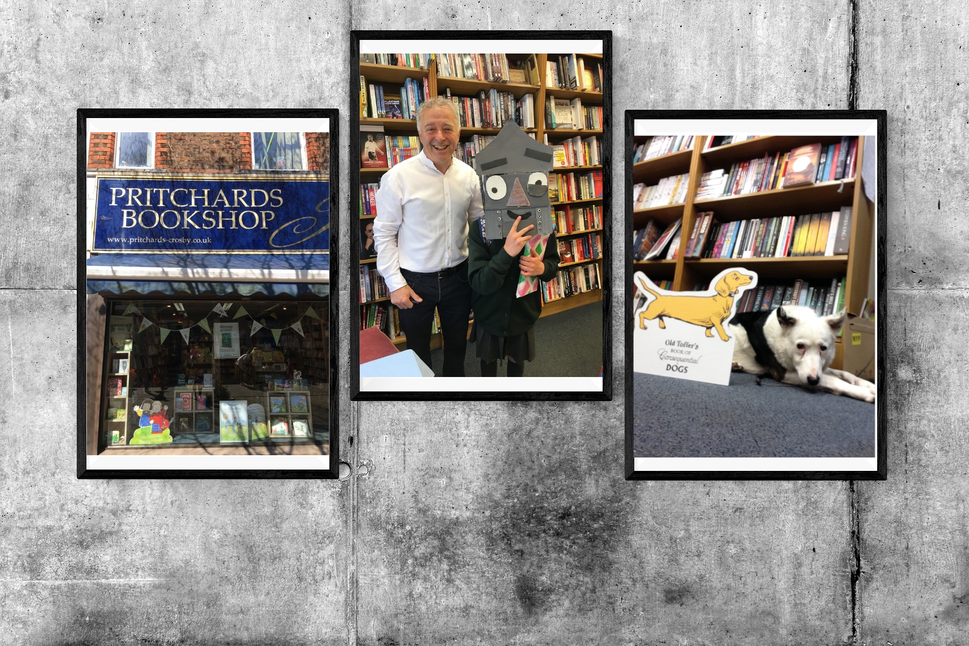 LoveReading Bookshop of the Month: Pritchards Bookshop (Crosby)