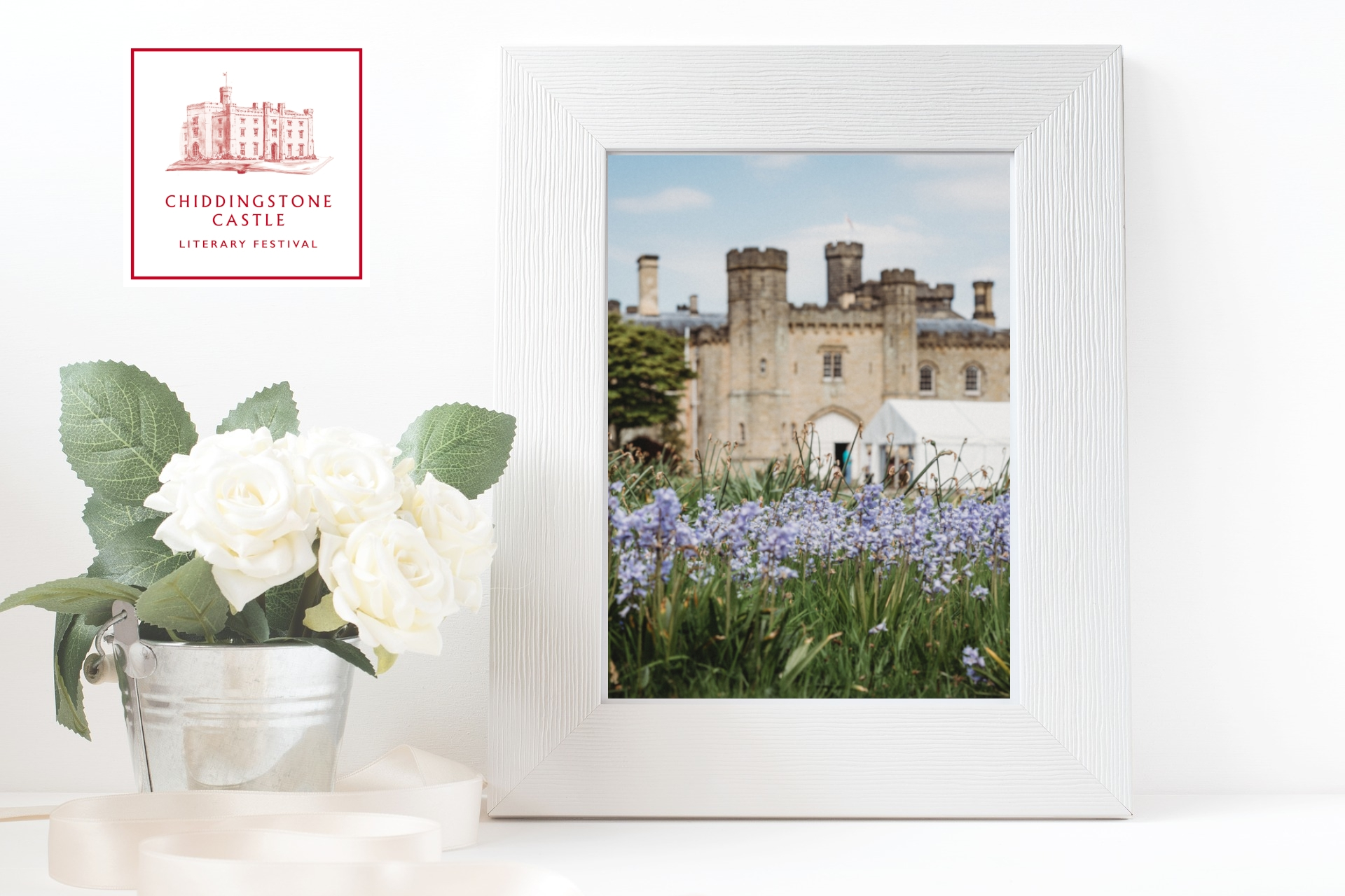 Chiddingstone Castle Literary Festival May 7-10th 2020!