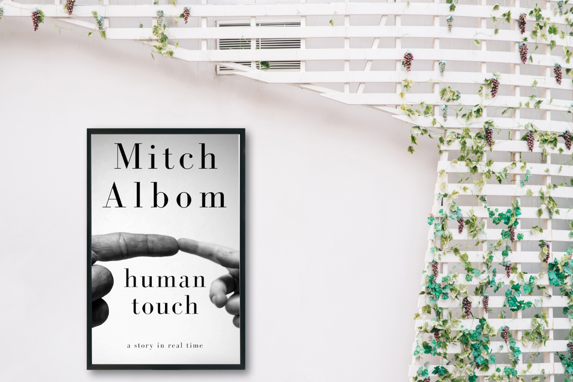 Mitch Albom's Human Touch Released in Free Serialization