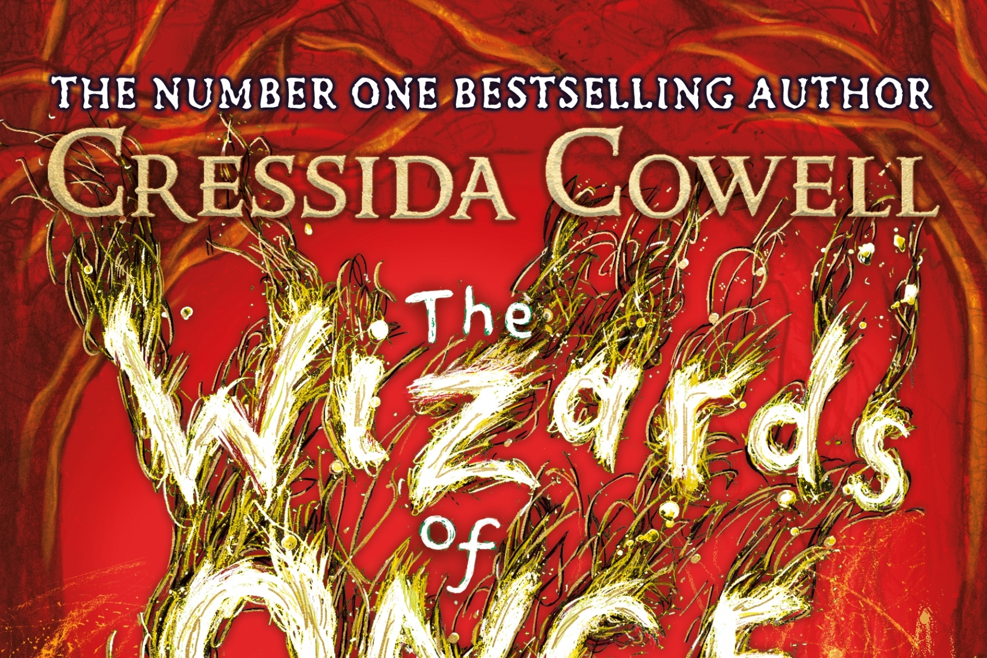 A Q&A with Children's Laureate, Cressida Cowell