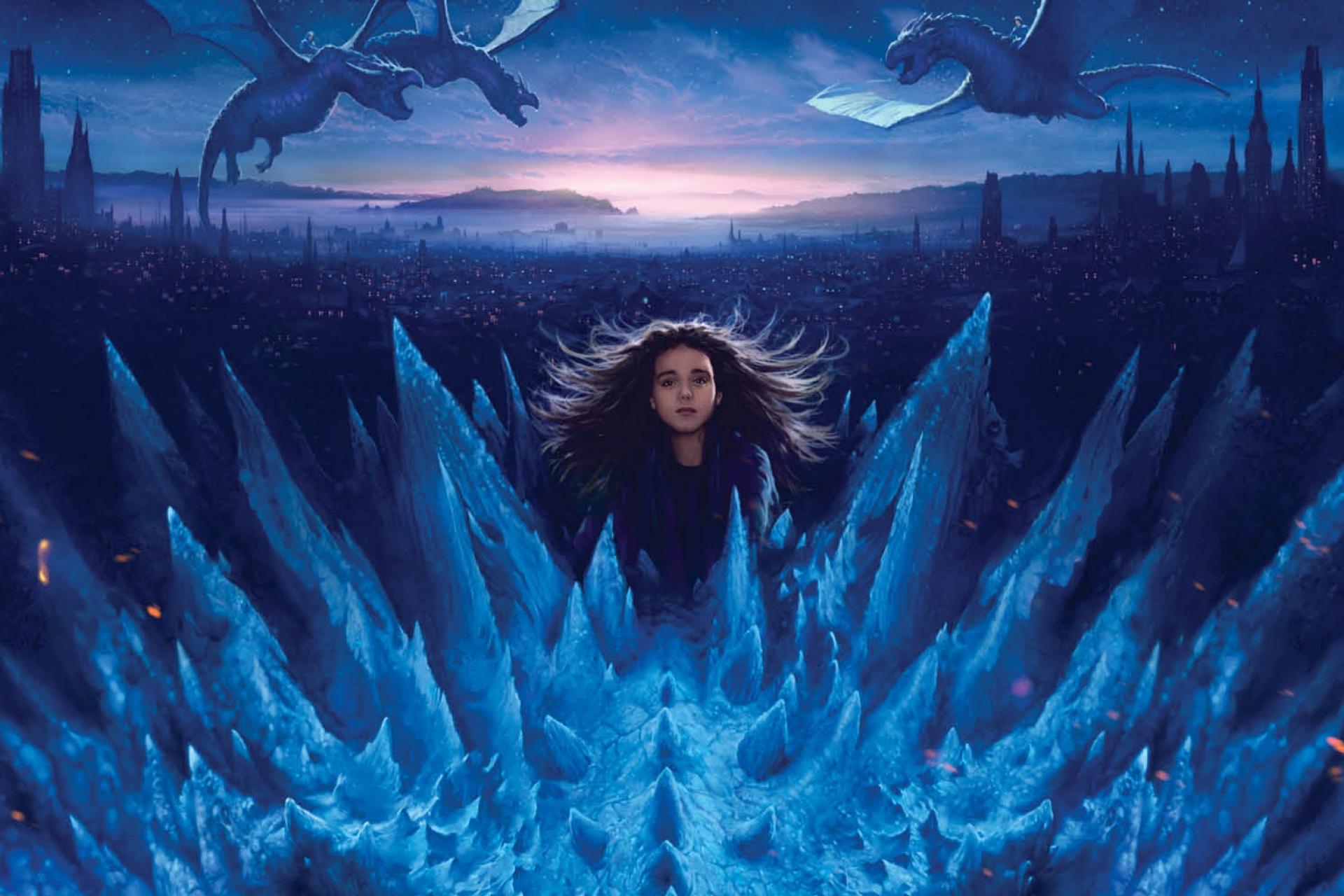 Legends of the Sky - an epic saga from Liz Flanagan
