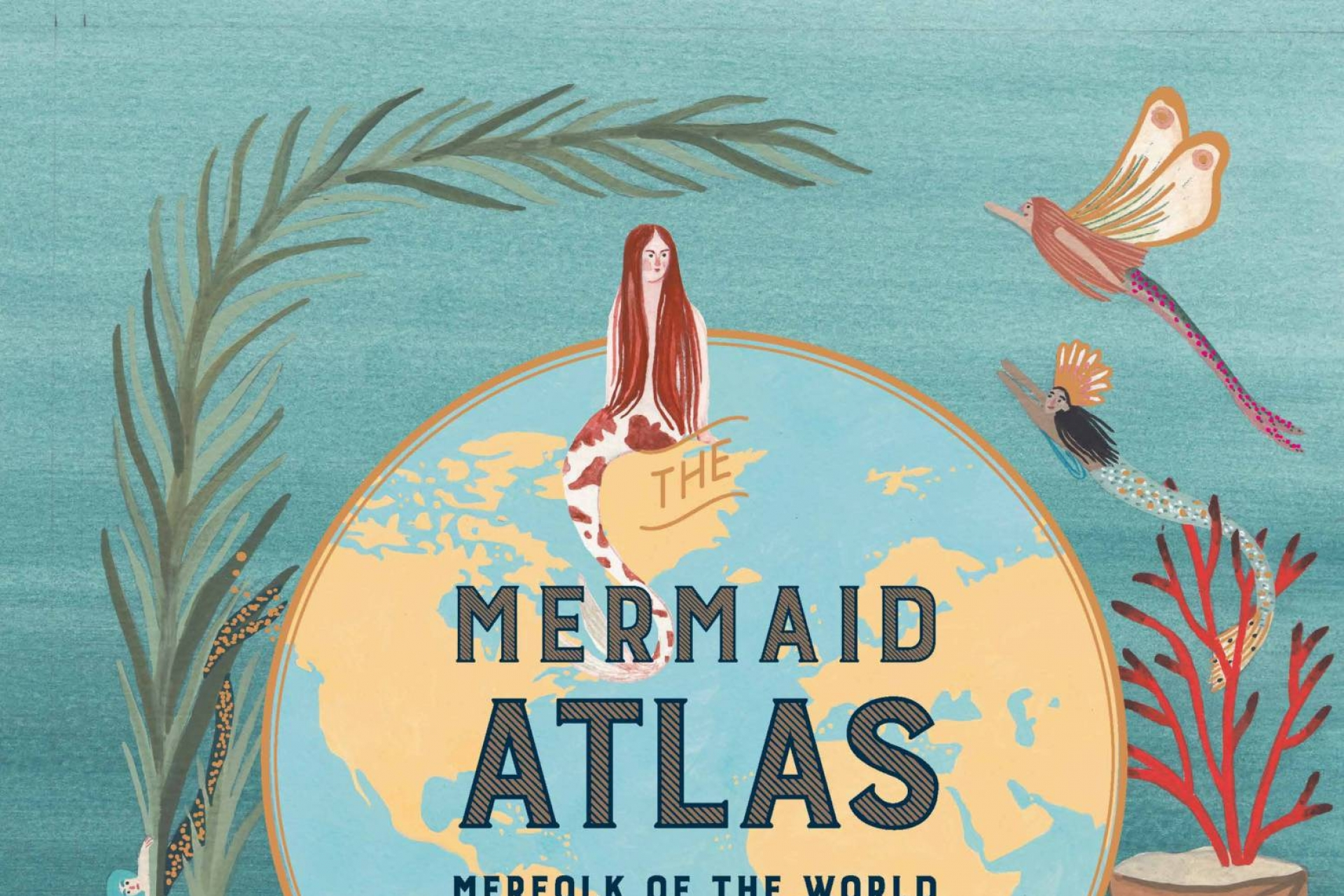 Meet Anna Claybourne, mermaid maestro!