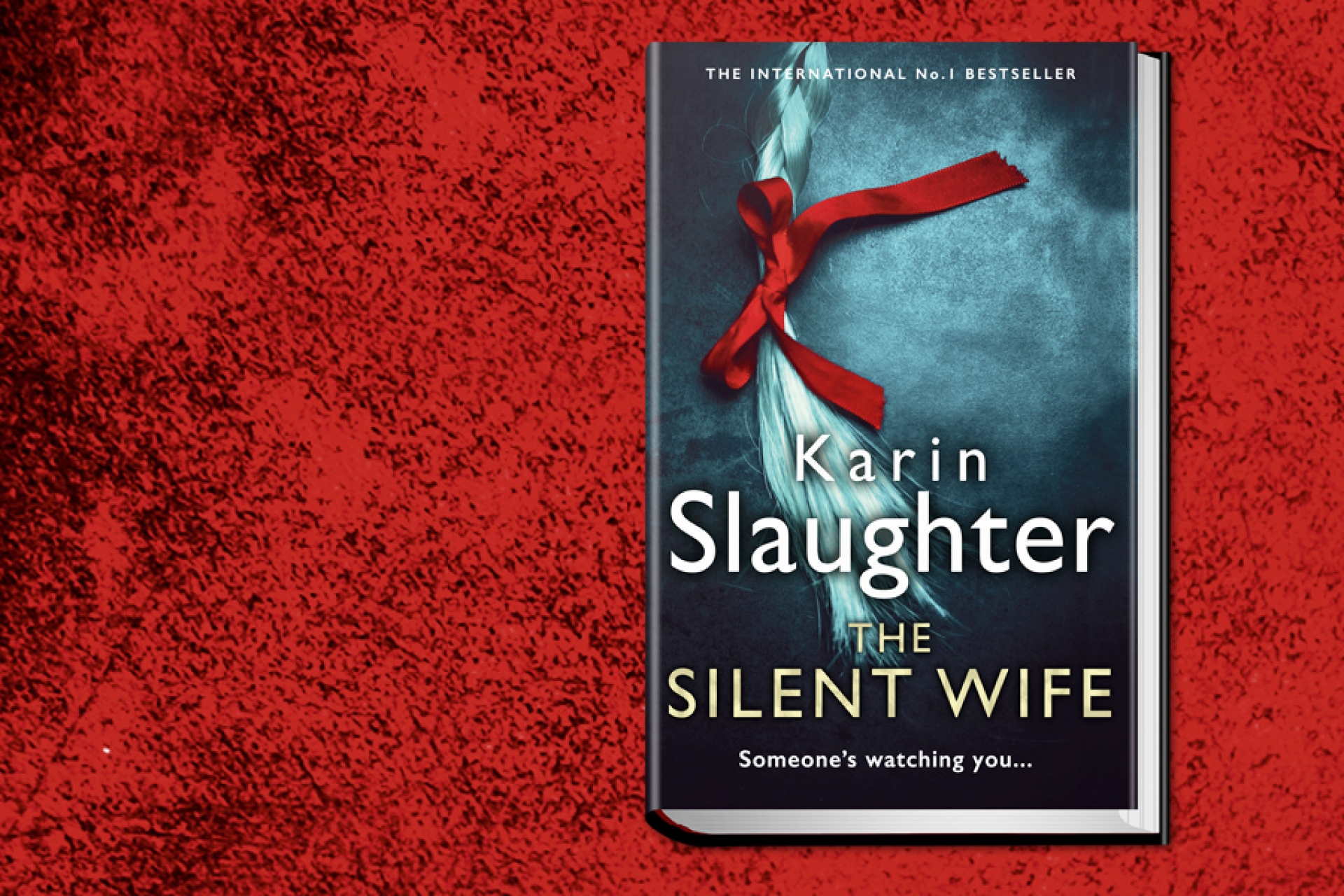 Karin Slaughter - 20 years, 20 books