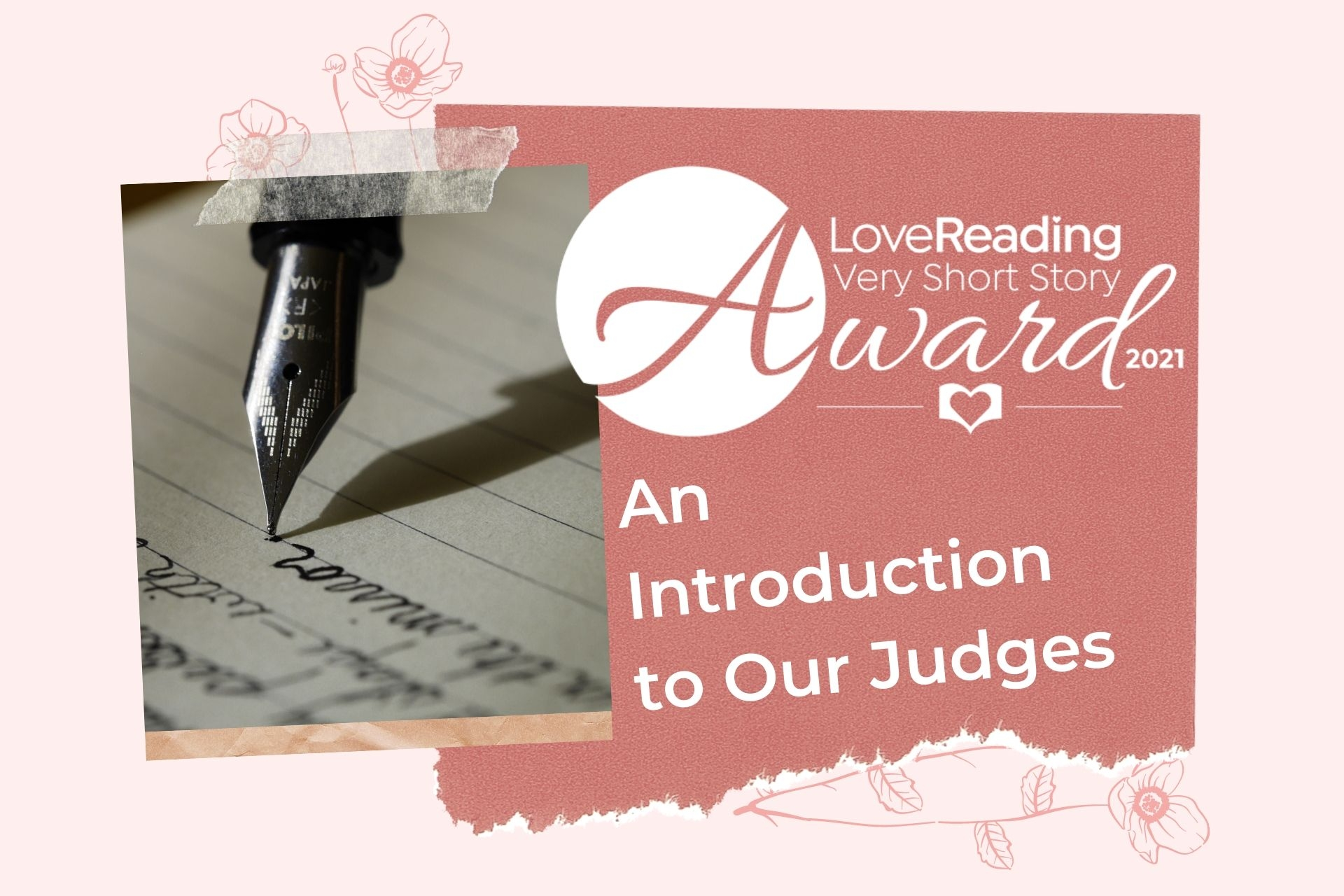 The LoveReading Very Short Story Award 2021 - an introduction to our judges.