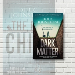 Win a Copy of A Dark Matter and a special Bookmark