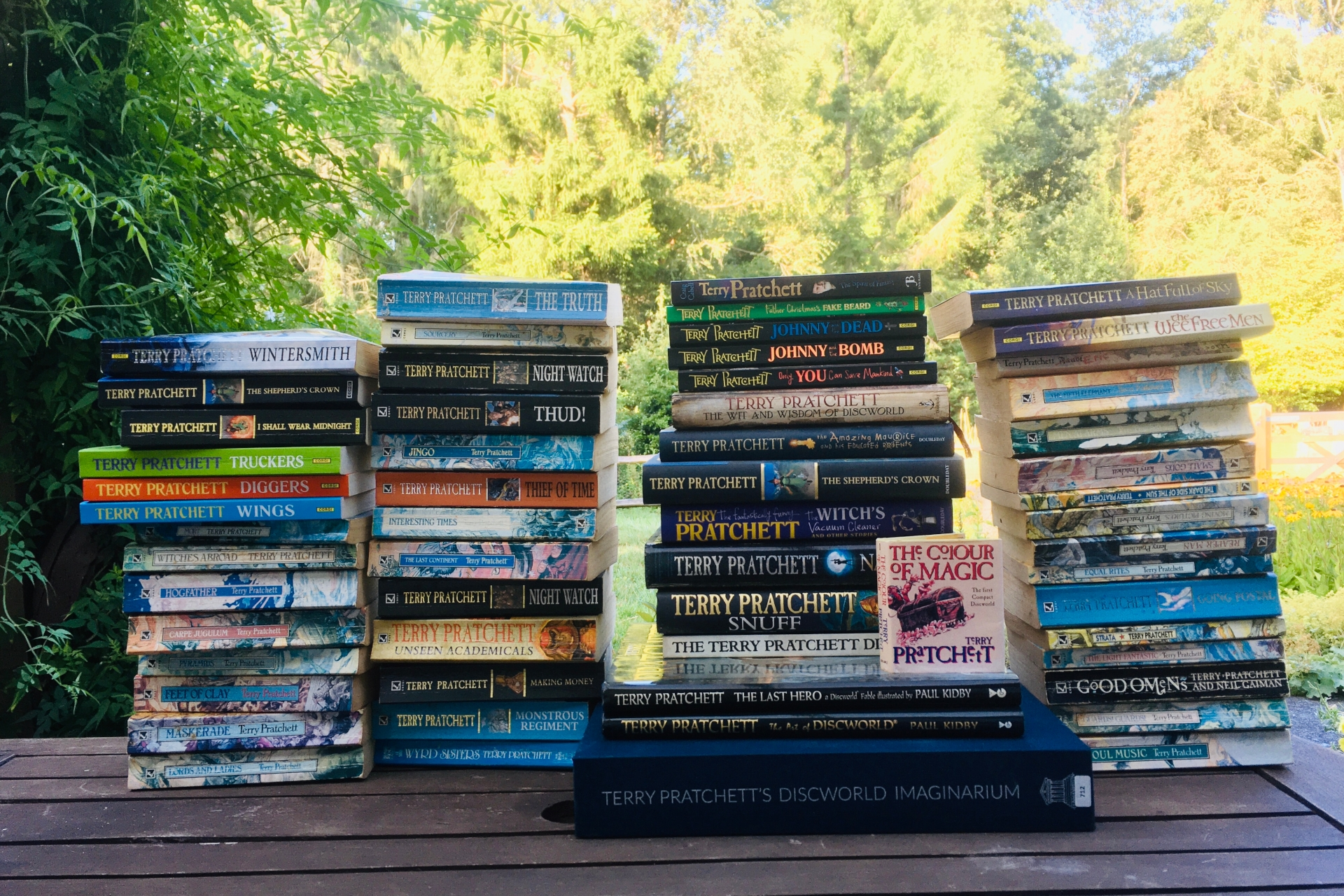 80 Book Series and Trilogies to Fall in Love With