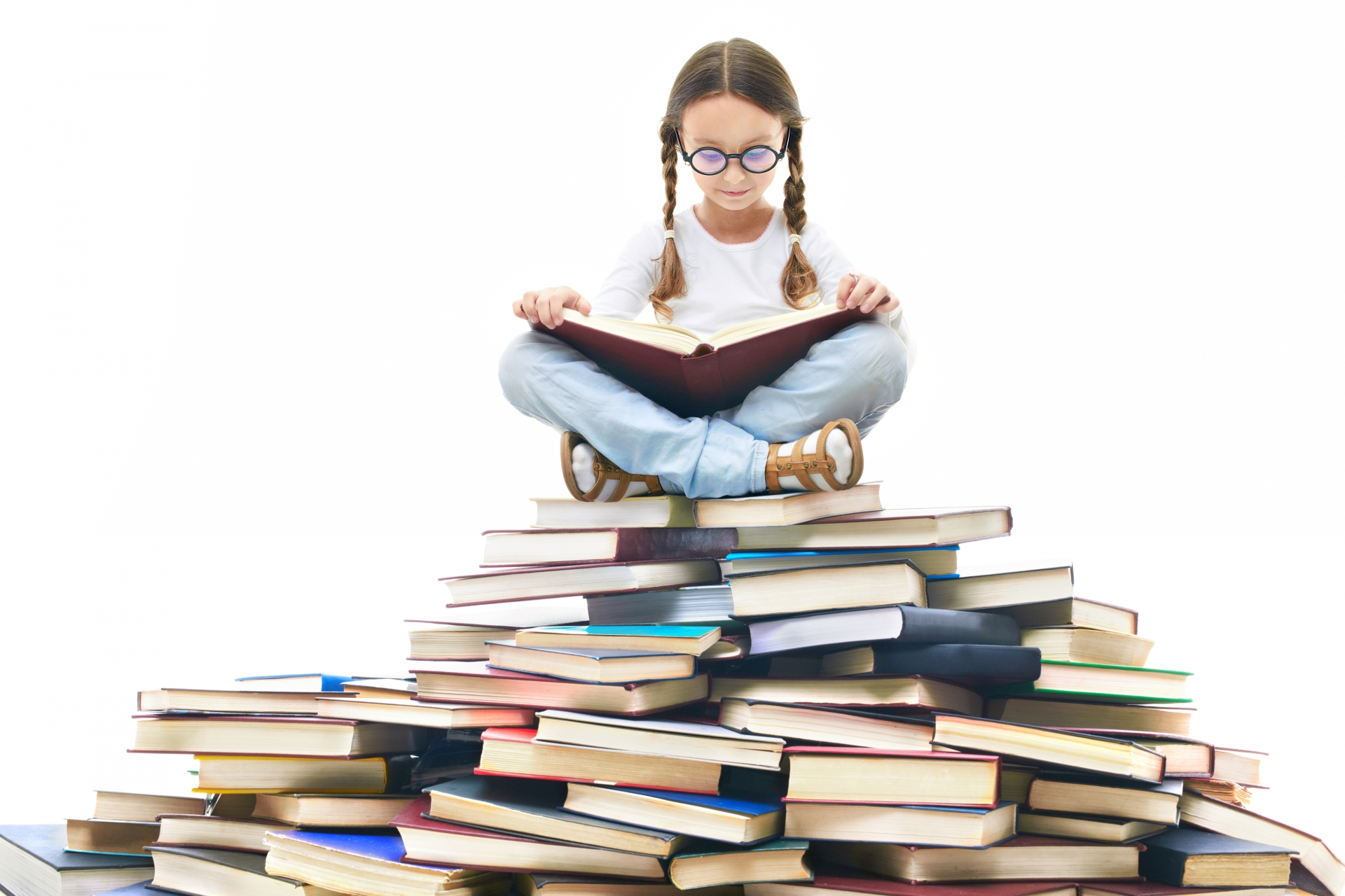 70 Series of Books for Kids with a Voracious Appetite