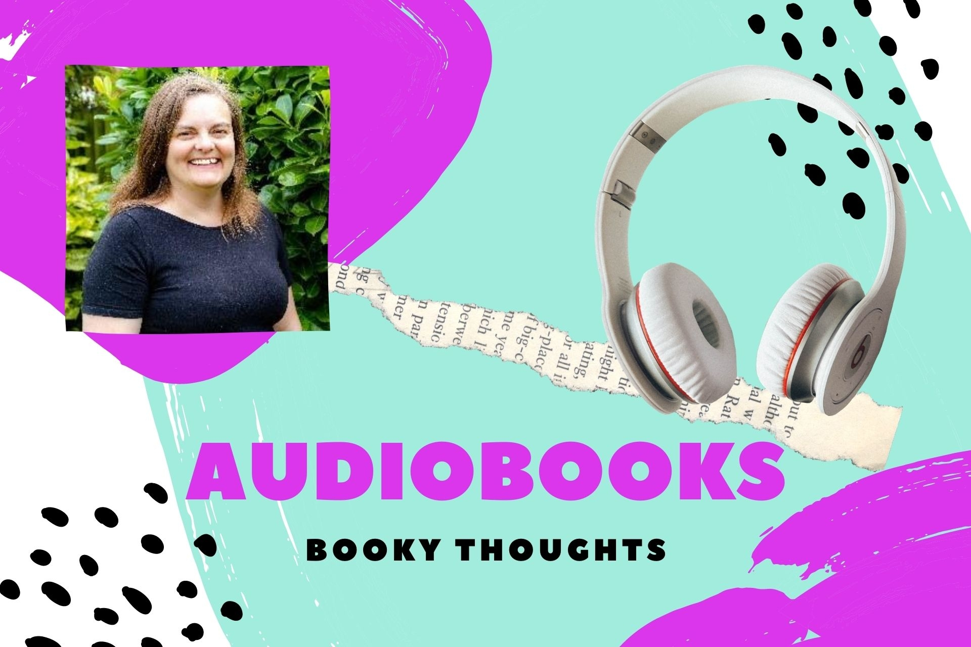 Booky Thoughts - Kerry Bridges: Audiobooks