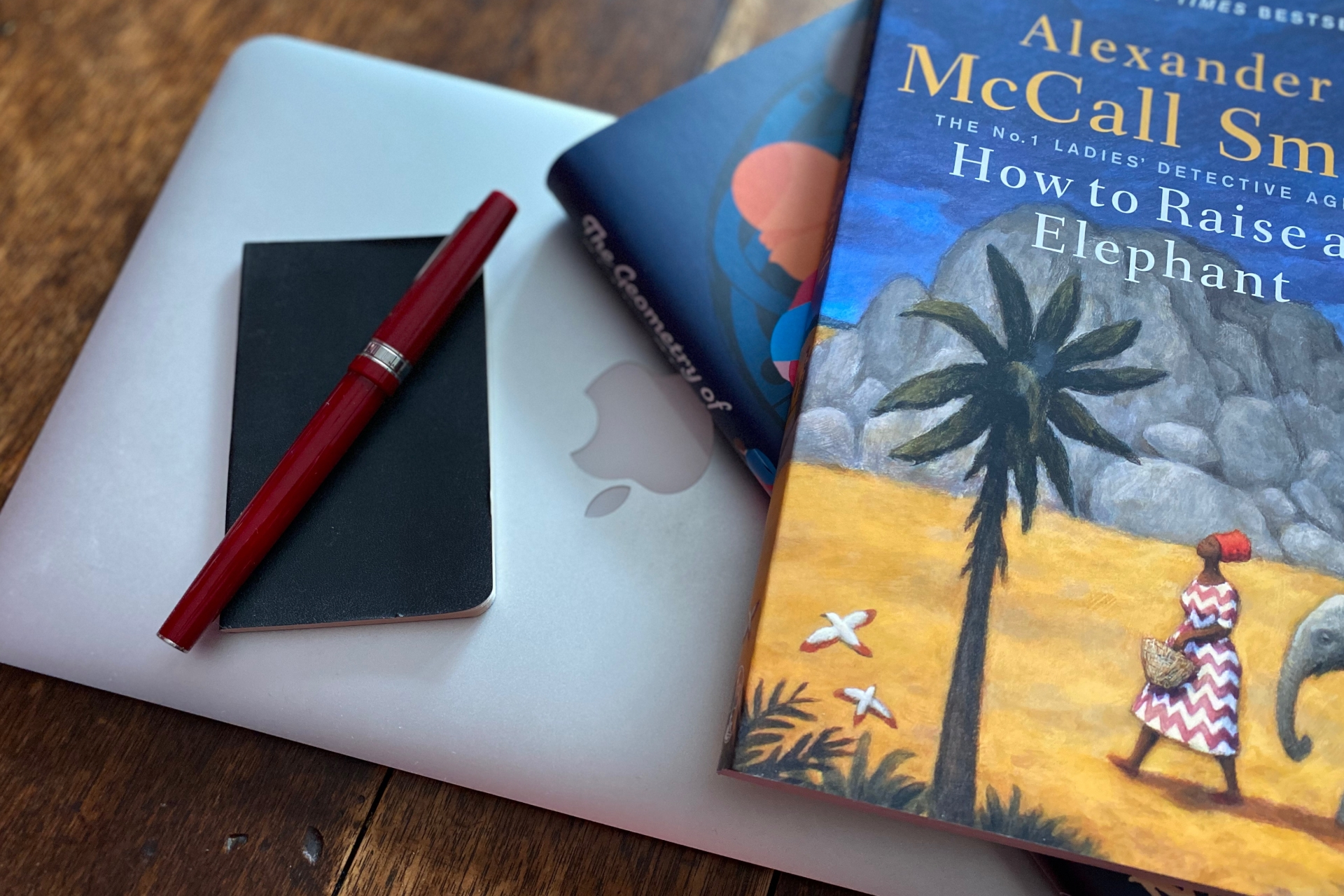 Book chat with Alexander McCall Smith