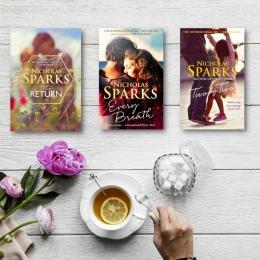 Win A Nicholas Sparks Books Bundle!