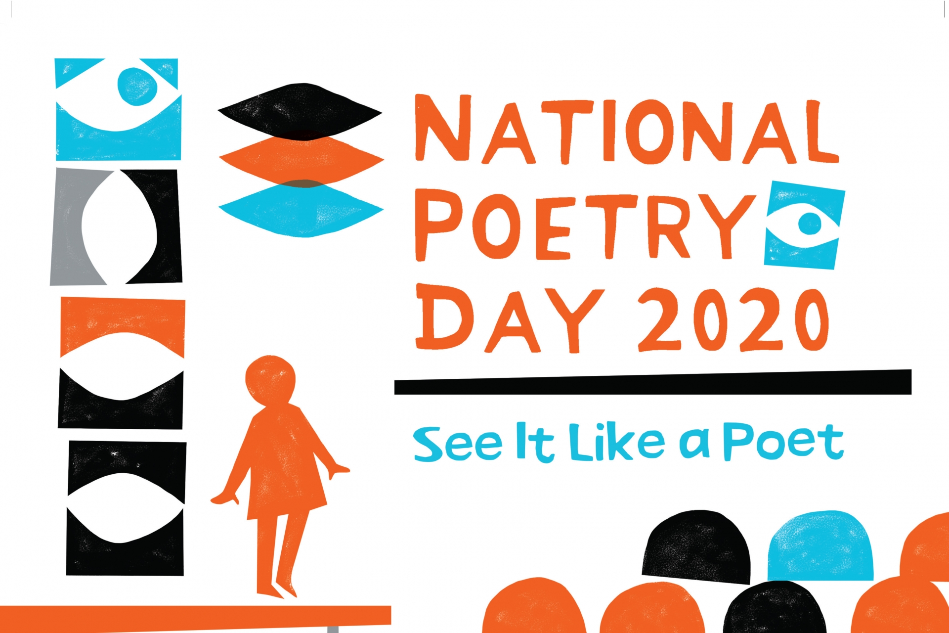 National Poetry Day - 1st October 2020