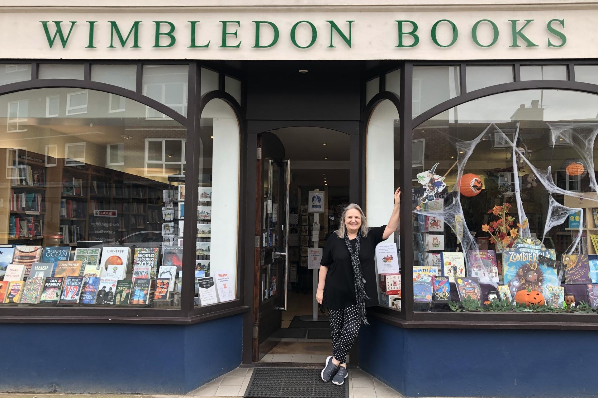 LoveReading Bookshop Feature: Wimbledon Books