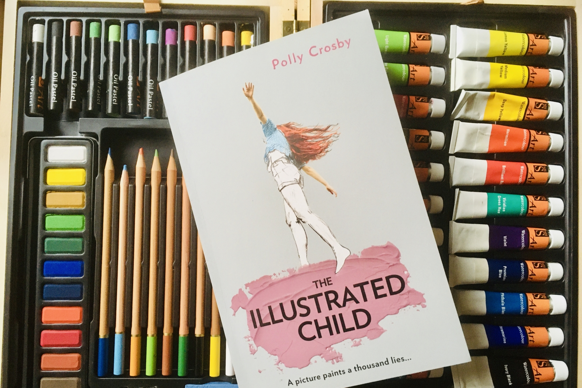 November 2020 Book Club Recommendation: The Illustrated Child by Polly Crosby