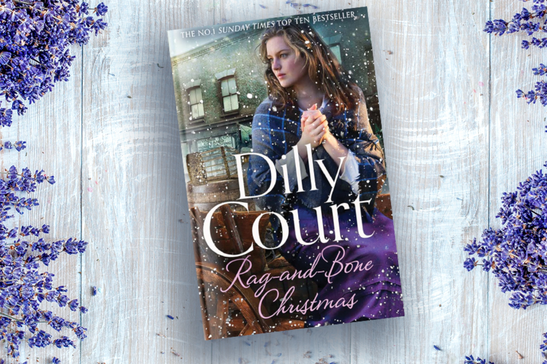 Fall in Love With Dilly Court - Celebrate the release of Dilly Court's 40th Book!