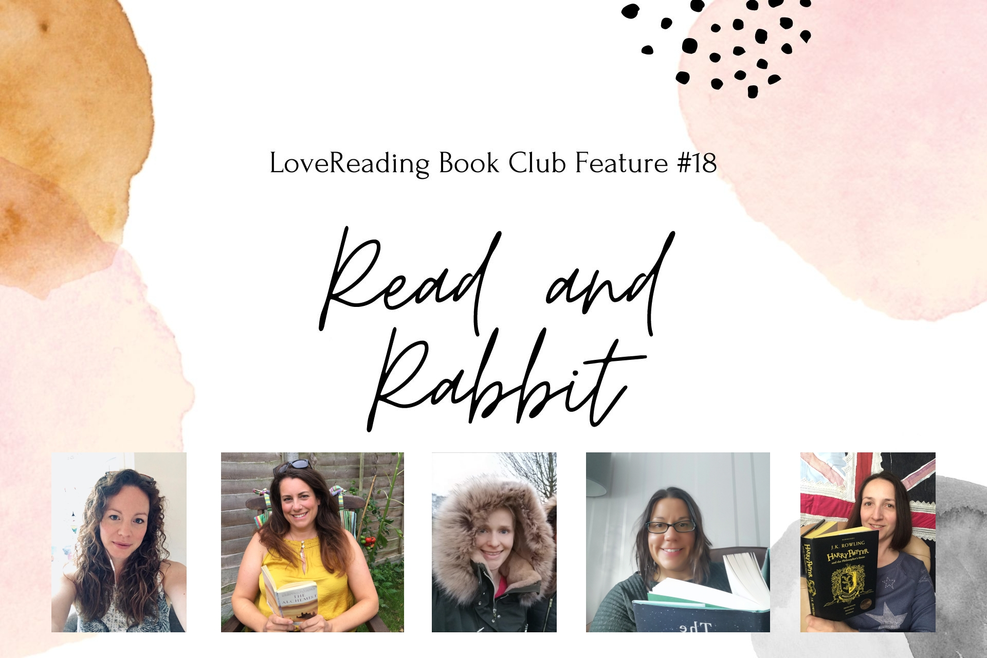LoveReading Book Club Feature #18: Read and Rabbit