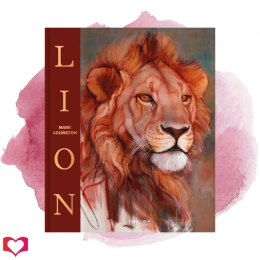 Win a Signed Copy of Lion by Mark Adlington