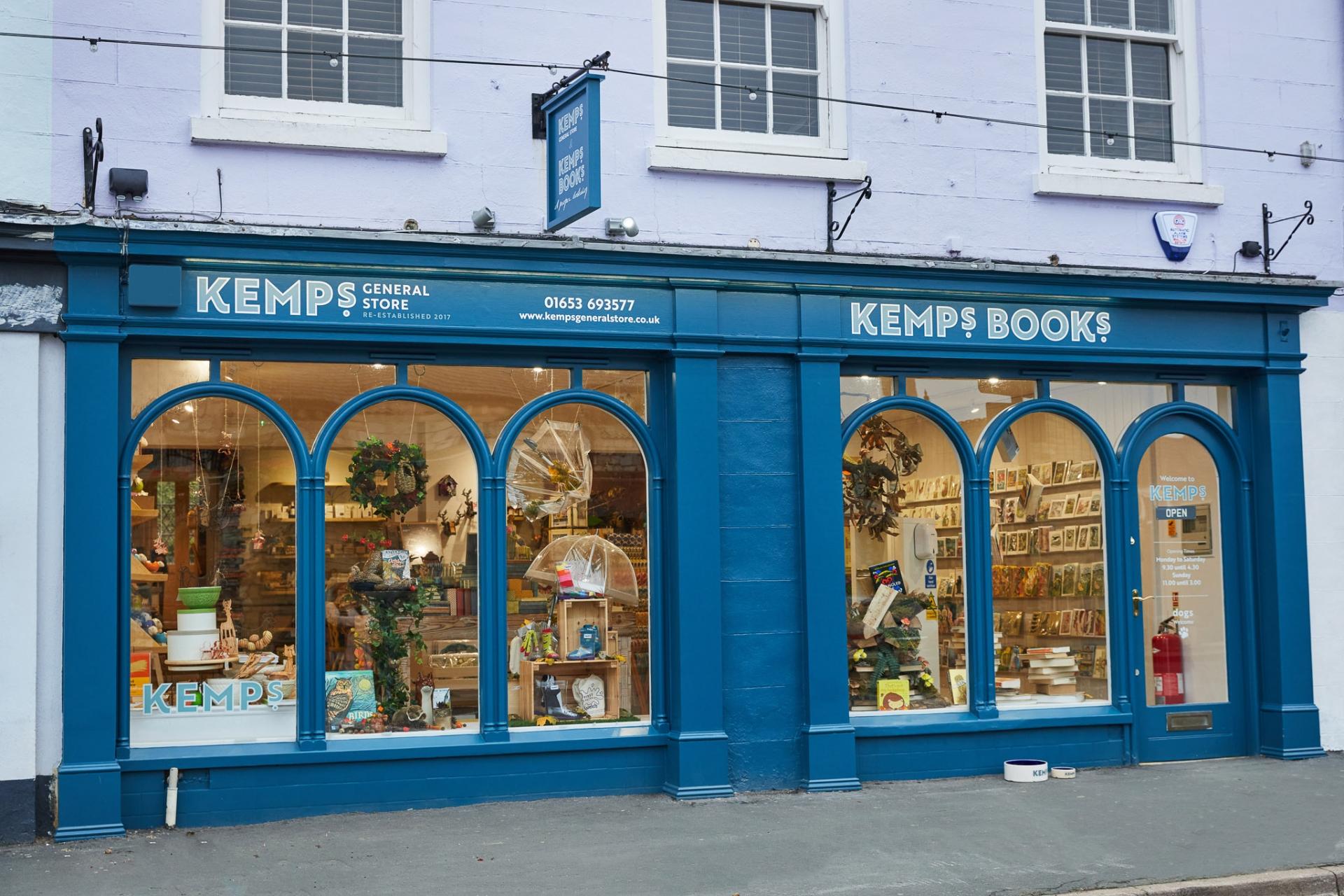 LoveReading Bookshop Feature: Kemps Books (Malton)