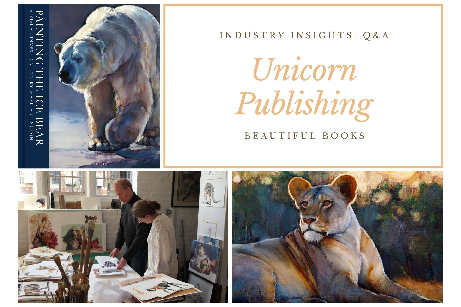Industry Insight: Q&A with Unicorn Publishing (Beautiful Books)