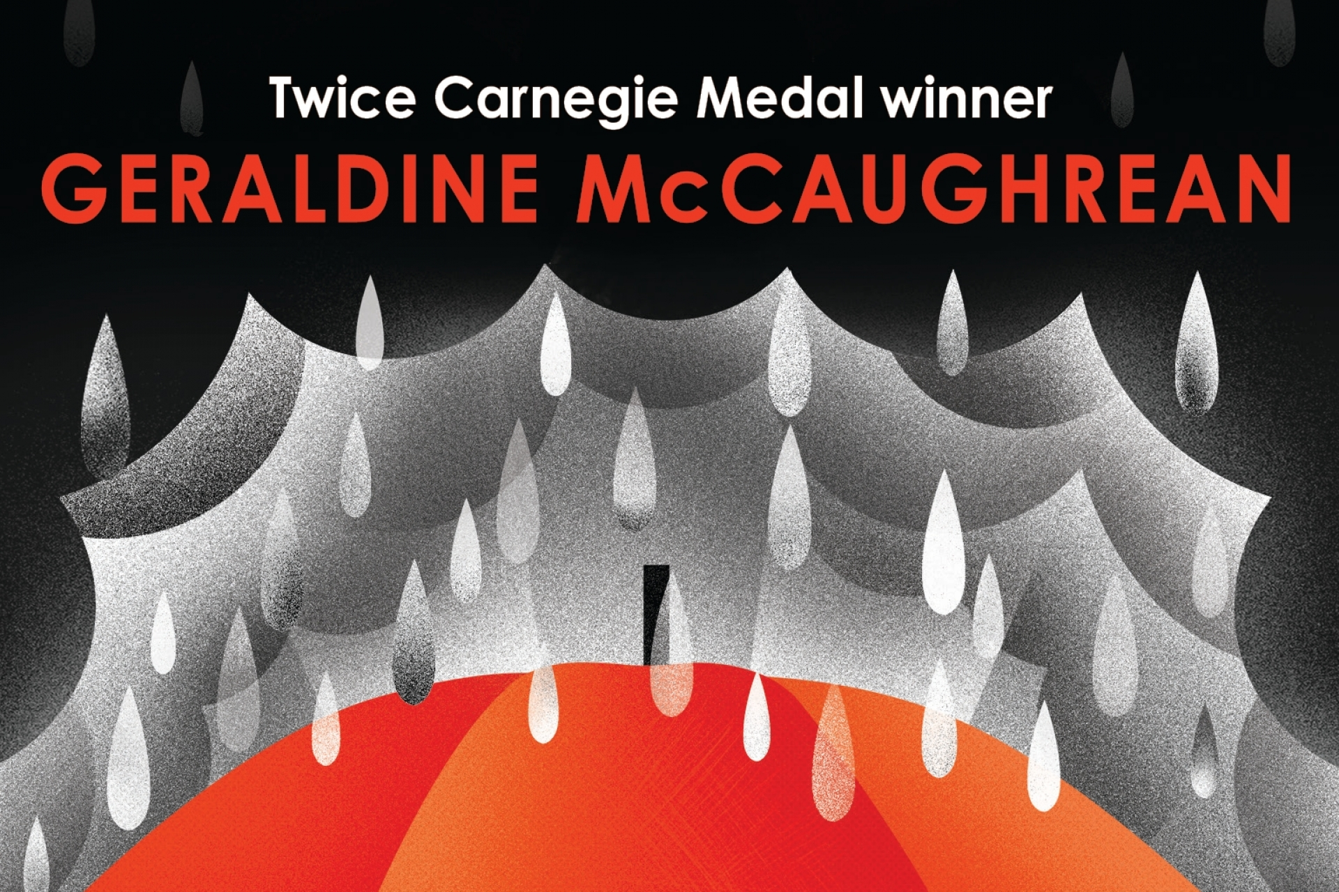 Guest Editor, April 2021 - Geraldine McCaughrean