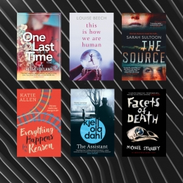 Win a Brilliant Orenda Book Bundle!
