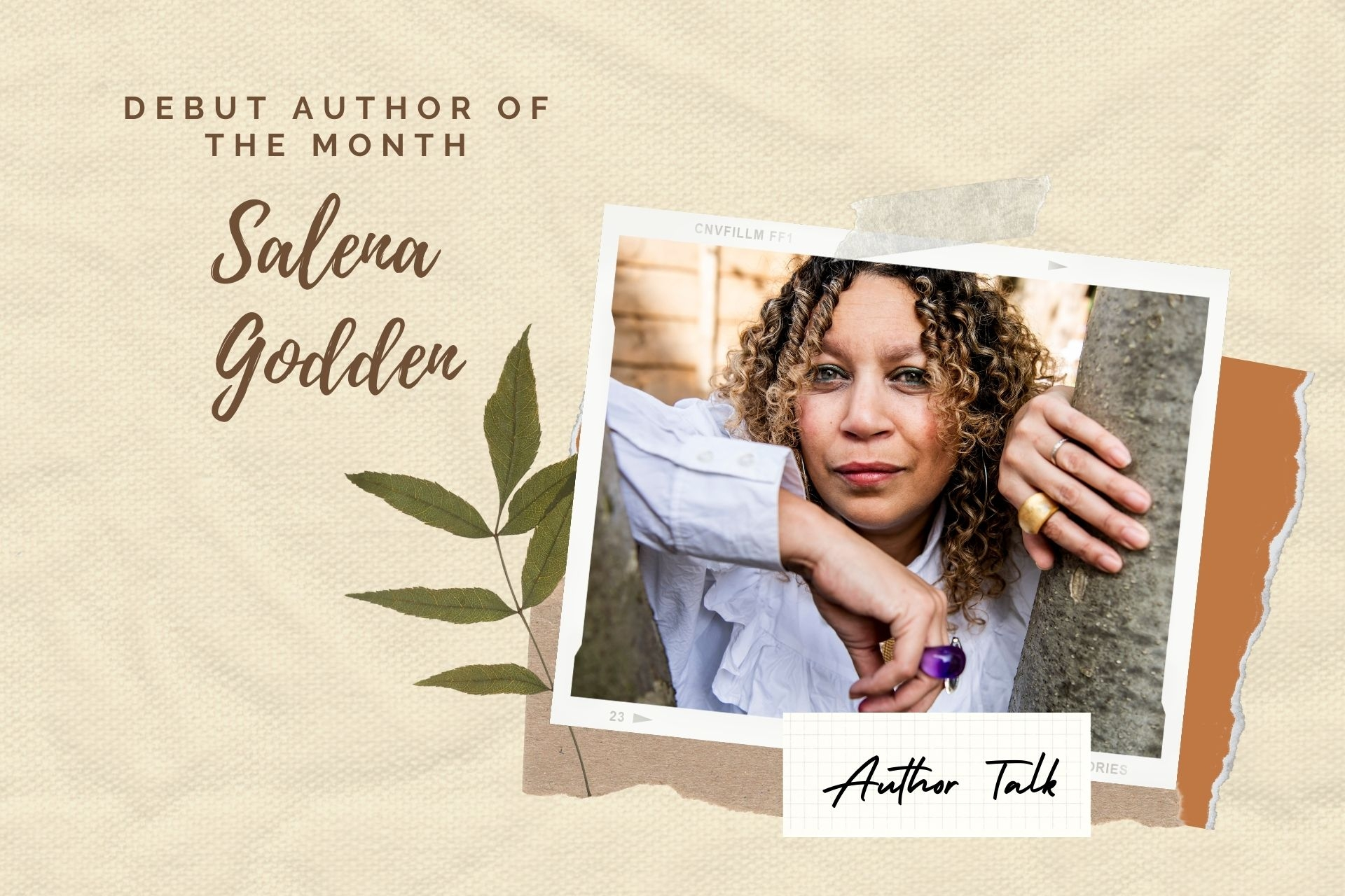 Debut Author of the Month: Salena Godden