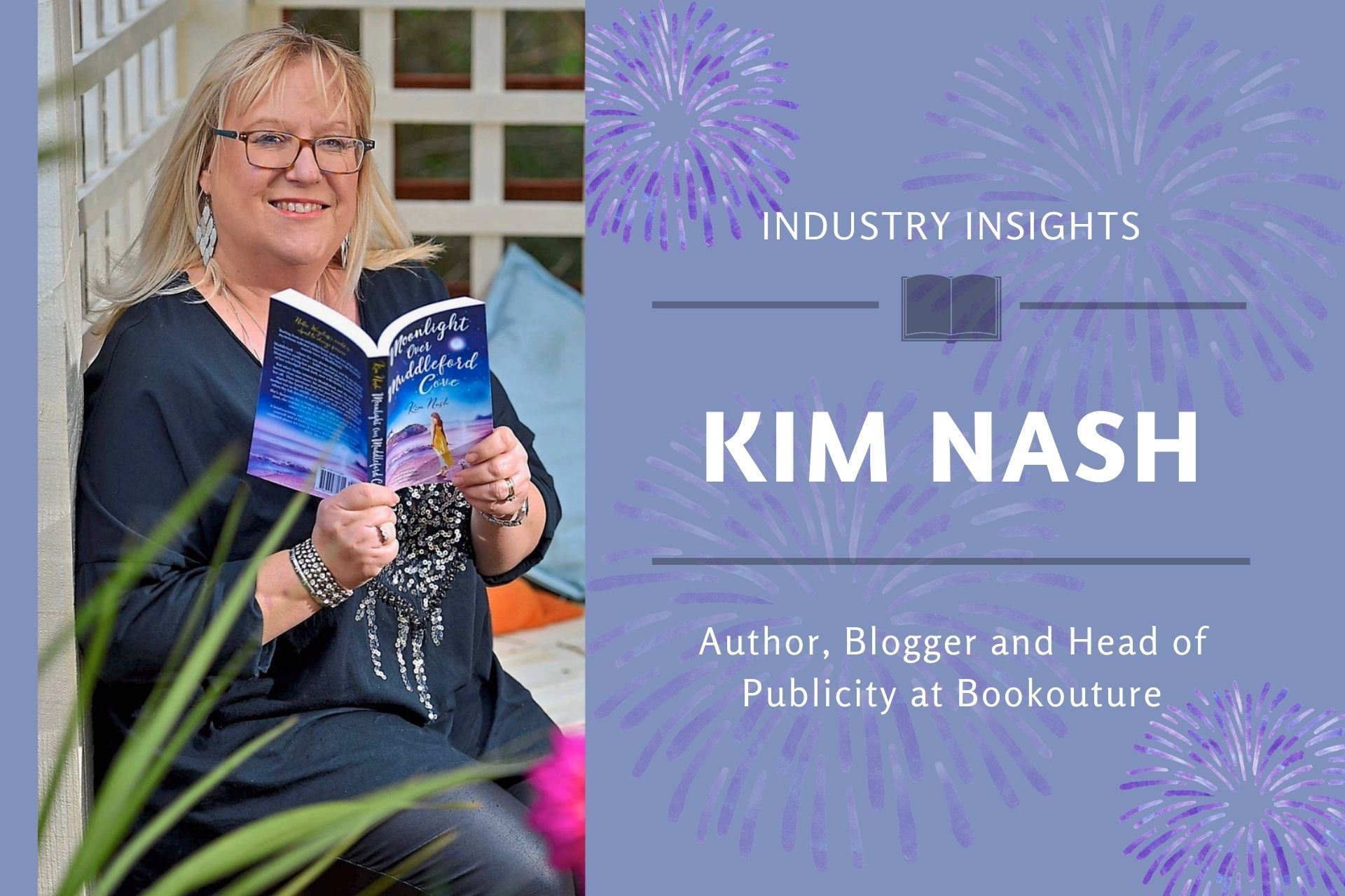 Industry Insight: Q&A with Kim Nash (Bookouture)