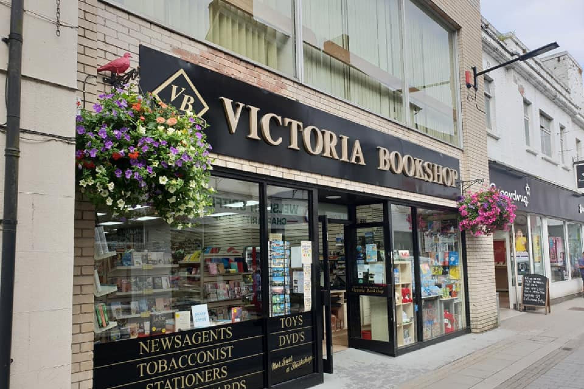 LoveReading Bookshop Feature: Victoria Bookshop (Haverfordwest, Wales)